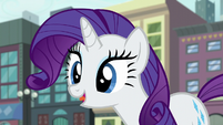 "Rarity ""that really is the perfect gift for Maud!"" S6E3"