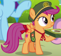 Scootaloo Filly Guide ID S6E15