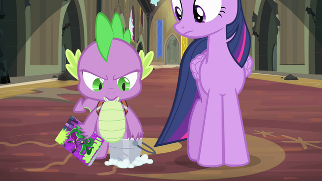 File:Spike steps in wash bucket S4E06.png
