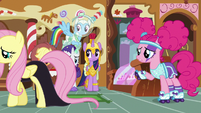 """Pinkie """"you're not taking out ALL of the fun"""" S5E21"""