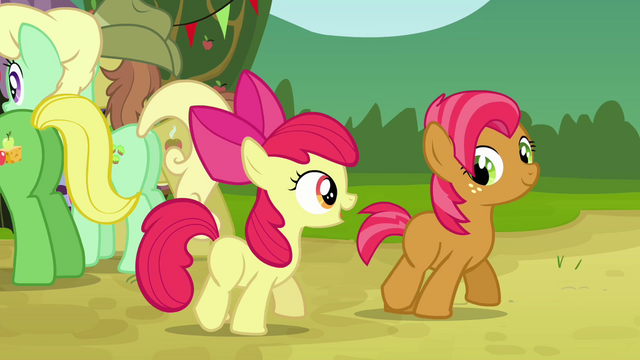 File:Apple Bloom 'I can't wait to hear all about it!' S3E08.png