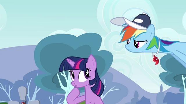 File:Rainbow Dash & Twilight uhh... S2E22.png