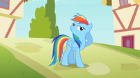 Rainbow Dash check me out S2E8