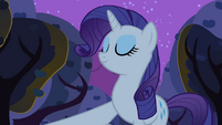 Rarity is pleased S2E5