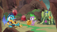 """Ember """"what do you think you're doing?"""" S6E5"""