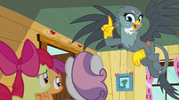 "Gabby ""if anypony can make it happen"" S6E19"