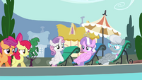 """Sweetie Belle """"we have to go"""" S4E15"""
