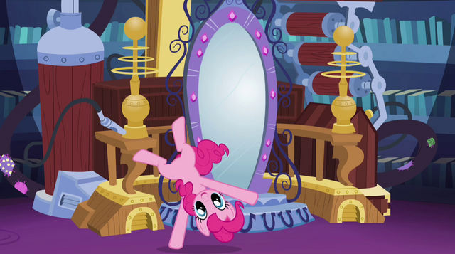 File:Pinkie cartwheels past the mirror EG2.png