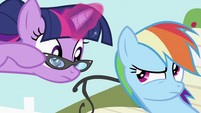 "Rainbow Dash ""She asked me to"" S2E03"