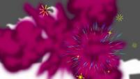 Sprinkle explosion EG4