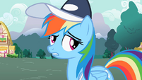 "Rainbow Dash ""More awesome"" S2E07"