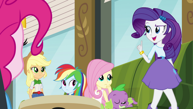 "File:Rarity ""I have a solution"" EG.png"