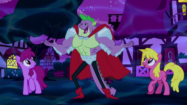 "File:Sir Spike ""if you're gonna dream"" S5E13.png"