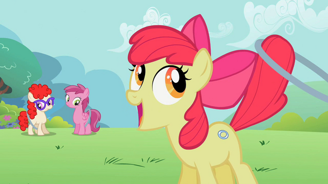 """File:Apple Bloom """"naw"""" S02E06.png"""