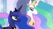 Celestia and Luna worried about Twilight S4E25