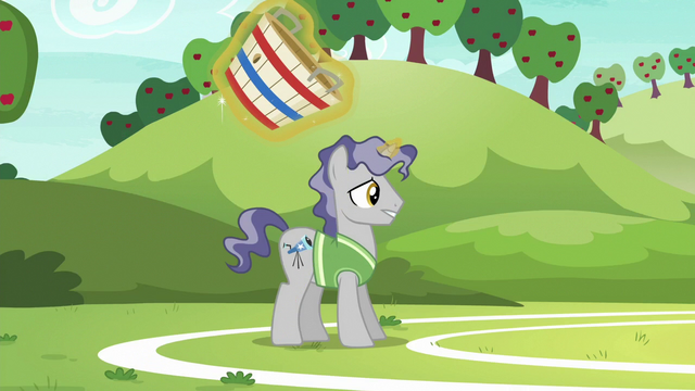 File:Star Bright trying out for Ponyville's buckball team S6E18.png