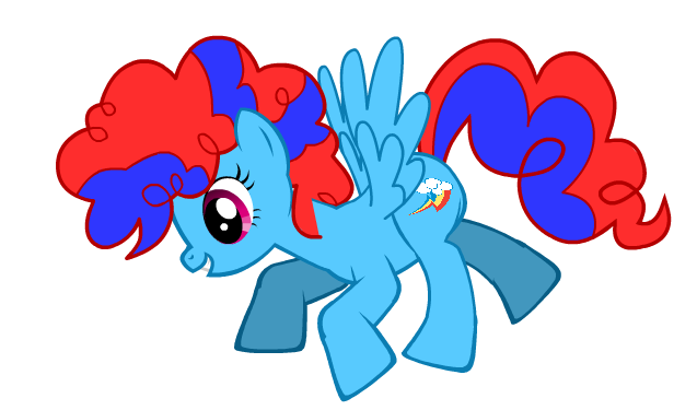 File:FANMADE Rainbow Dash makeover.png