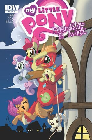 File:MLP FIM 9 Retailer Incentive Cover.jpg