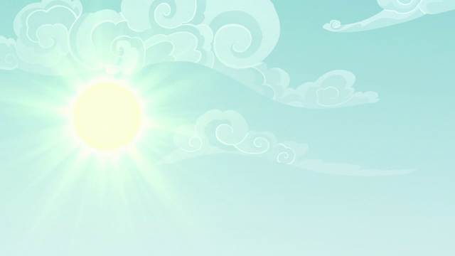 File:Sun shining bright over Ponyville S6E17.png