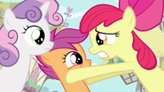 Apple Bloom be a bully S3E4