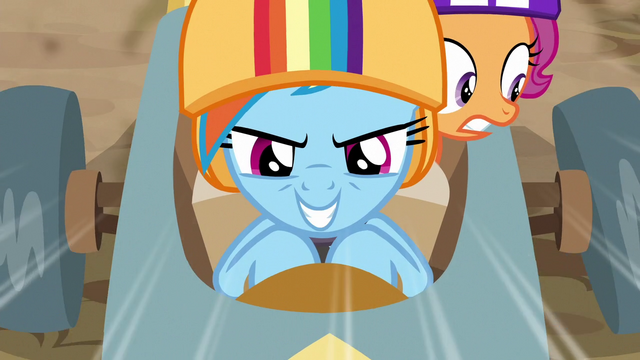 "File:Rainbow Dash ""we're on the attack"" S6E14.png"