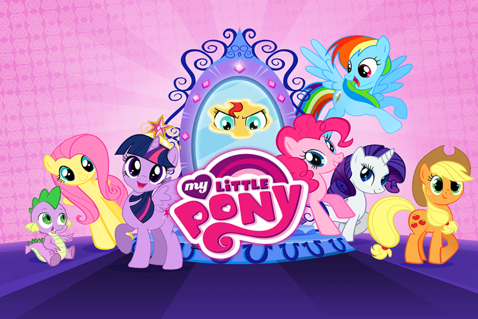 My Little Pony (mobile game) | My Little Pony Friendship is Magic Wiki ...