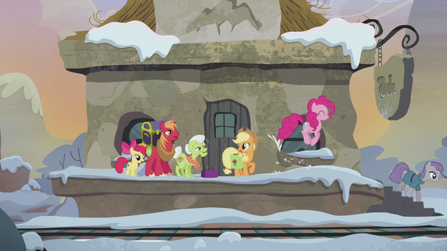 File:Pinkie and Apple family follow Maud S5E20.png