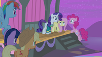 Rarity 'everything ran smoothly!' S4E14