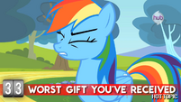 "Hot Minute with Rainbow Dash ""I'll never get that taste out of my mouth"""