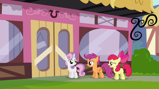"File:Apple Bloom ""I don't like this, Sweetie Belle"" S4E15.png"