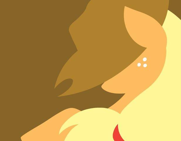File:FANMADE Applejack Wallpaper.jpg
