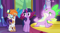 "Rarity ""and they're ghastly creatures!"" S6E5"