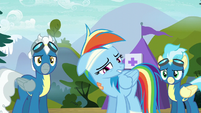 "Rainbow Dash ""been my dream my whole life"" S6E7"