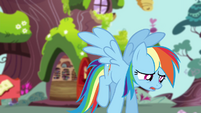 Rainbow really worried S4E21