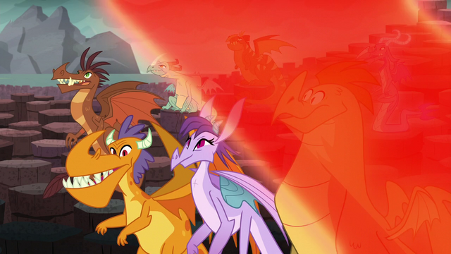 File:Red magical wave makes the dragons stop glowing S6E5.png