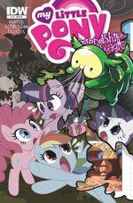 Comic issue 15 cover RI