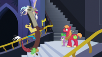 Discord excited to play games S6E17
