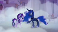 "Princess Luna ""fortunate to have them as friends"" S6E25"