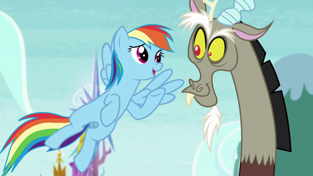 File:Rainbow and Discord look at each other S5E22.png
