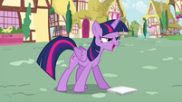 "Twilight Sparkle ""Gotcha!"" S4E21"