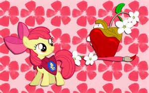 File:FANMADE Apple Bloom wallpaper small.jpg
