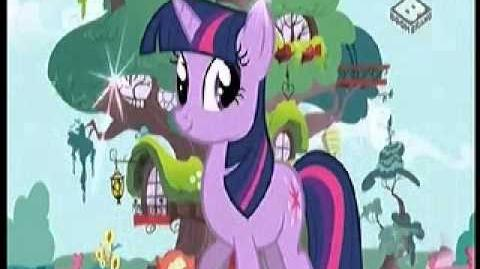 My Little Pony Friendship is Magic - Intro (Indonesian)