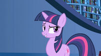 Twilight has Princess's complete trust S1E01