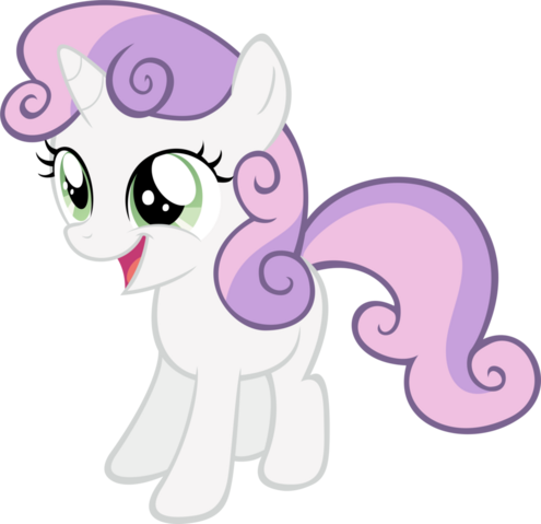 File:FANMADE Cheerful Sweetie Belle by RyantheBrony.png