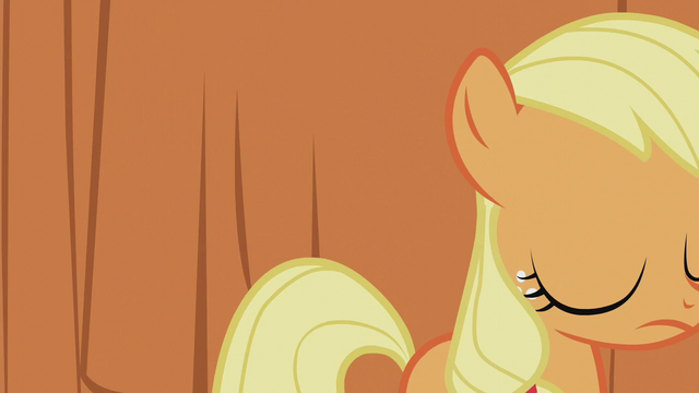 File:Filly Applejack walking away S5E25.png