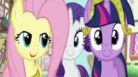 My Little Pony - A True, True Friend (Thai VCD)