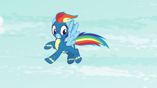 File:Rainbow Dash finally corrects herself S6E7.png