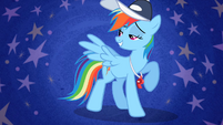 Rainbow Dash the coach S2E7