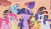 "Twilight and friends ""if my friends can't all go"" S1E03"
