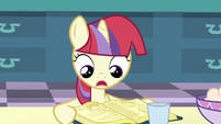 "Filly Moon Dancer ""I read ahead"" S5E12"
